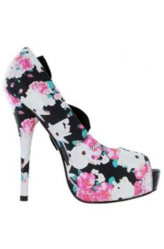 Iron-Fist-Buns-and-Roses-Peep-Toe-Vegan-Platform-Heel-Black