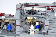Lego Lego, Legos, 501st Legion, Lego Star Wars, Geek, Base, Entertaining, Stars, Cool Stuff