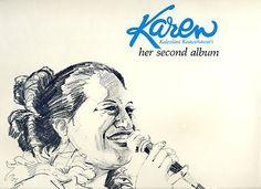 MINT SEALED 1981 Karen Kaleolani Keawehawai'i : Her Second Album Vinyl LP Hawaii