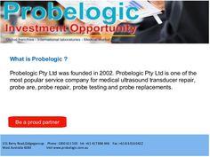 Probelogic investment opportunity 2016