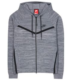 72b175d71a23 NIKE Tech Knit Windrunner cotton-blend hoodie.  nike  cloth  activewear  Sportswear