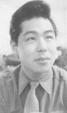 Omar Kaihatsu, circa 1944-1945, was interned in the Heart Mountain Relocation Camp at the beginning of World War II. He later served in the 442nd Infantry Regiment, the most decorated regiment during the war. After WWII he moved to Chicago where he introduced the city to a variety of Japanese-made films. He died at age 88 on February 13, 2014.