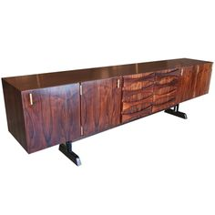 1stdibs - 60's Zalszupin Jacaranda Sideboard explore items from 1,700 global dealers at 1stdibs.com