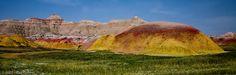 Panoramas Gallery - Badlands National Park
