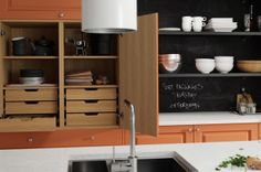 LB Kitchens by Pikcells, via Behance