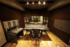 Revolution recording studio, studio C, Toronto