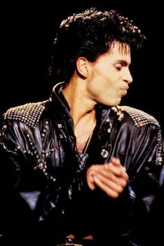 Pics: Prince in black Look at that jaw line tho Minneapolis, The Artist Prince, Prince Purple Rain, Cinema, Paisley Park, Roger Nelson, Prince Rogers Nelson, Purple Reign, I Love Music