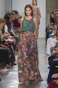 Peter Pilotto Wants to Take You on a Latin American Adventure Peter Pilotto Spring/Summer 2017
