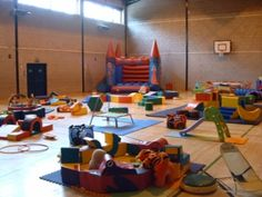 Soft Play Sessions 2014