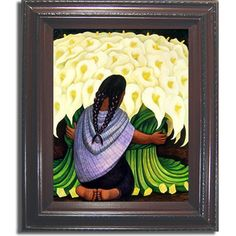 @Overstock - Artist: Diego Rivera  Title: Flower Seller  Product type: Framed canvas arthttp://www.overstock.com/Home-Garden/Diego-Rivera-Flower-Seller-Framed-Canvas-Art/6535508/product.html?CID=214117 $69.99