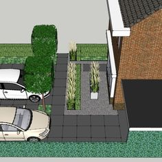 Number 22, Garden Bridge, New Homes, Backyard, Landscape, Interior, Garden Ideas, House, Gardening