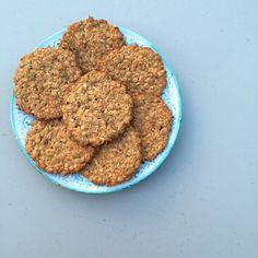 Breakfast Cookies: o