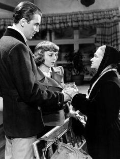 The Mortal Storm, James Stewart, Margaret Sullavan, Maria Ouspenskaya, 1940