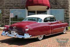1953 Cadillac Coupé de Ville
