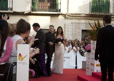 Acciones marketing, Alfombre roja, Festival de cine de Málaga Español.