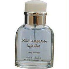 EDT SPRAY 1.3 OZ (UNBOXED) Design House: Dolce & Gabbana Year Introduced: 2012 Fragrance Notes: Aquatic, Fresh, Citrus, Aromatic, And Spicy Notes Recommended Use: Casual