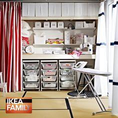 La escuela de decoraci n de ikea pr ctic pinterest - Ikea cubo ropa ...