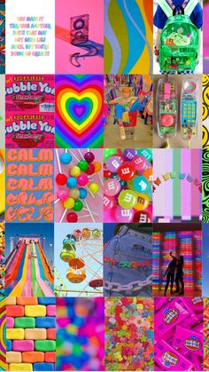 #kidcore #rainbow #collage #wallpaper #photo #phone #aesthetic #etsy Gold Wallpaper Background, Rainbow Wallpaper, Kids Wallpaper, Wallpaper Iphone Cute, Cool Wallpapers For Ipad, Tumblr Photoshoot, Indie Room Decor, Hippie Wallpaper, Cute Friend Pictures