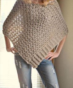 24 Lots Of Inspiration/ Crochet Poncho Design | DIY to Make
