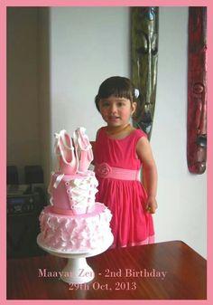 Ballet cake! - Beautiful!