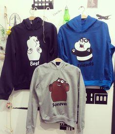 Scandalous Friends/Clothes for friends Trendy Hoodies, Funny Hoodies, Cool Hoodies, Sweatshirts, Matching Outfits Best Friend, Best Friend Outfits, Best Friend Hoodies, Bff Shirts, Kawaii Clothes