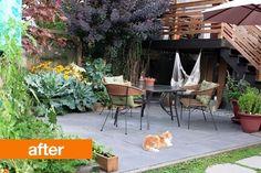 More patio inspiration.