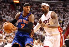 ¿Intercambio Carmelo Anthony - Blake Griffin? - http://mercafichajes.es/16/12/2013/carmelo-anthony-blake-griffin/