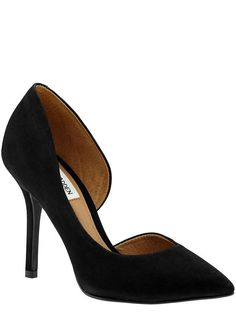 You need a pair of classic black pumps to wear with everything.