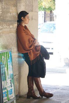 under the spell lifestyle: Paris street style / Parisian style snaps