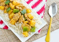 Sweet and Sour Tempeh Recipe