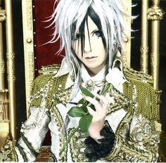 Teru - Versailles  #Jrock