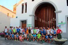 Recordemos que la Carrera se celebrará el próximo 12 de agosto, organizada por Deportes Vélez-Málaga y el Club local Axarlón. Alrededor de 100 atletas se dieron cita en esta reunión de corredores con ganas de saber del recorrido y aprovecharon para conocer más del patrimonio cultural veleño.