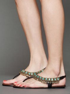 Park Lane Charmer Sandal at Free People Clothing Boutique