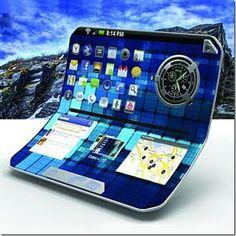 Mobile latest technology , Flexible Modile. | Technology innovation