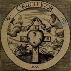 Daniel Cramer. The Rosicrucian Emblems