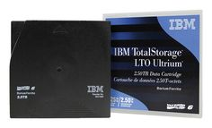 Buy New 00V7590 IBM LTO-6 Linear Serpentine 2.5/6.25 TB Cleaning Tapes , 400 mb/s data transfer rates with limited lifetime warranty visit Procurepod.com