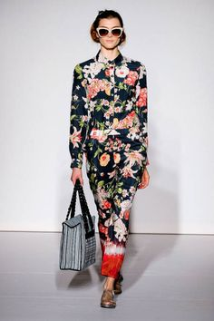 Clements Ribeiro Spring 2013 Ready-to-Wear Collection
