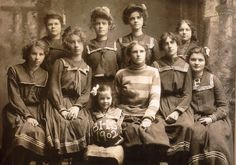 1902 Brainerd High School Basketball Team... anyone think this is Brainerd Minnesota??