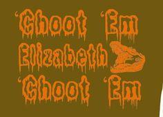 SALE MEN'S Swamp People 'Choot 'Em Elizabeth Tee FINAL $12.00 www.gugonline.com