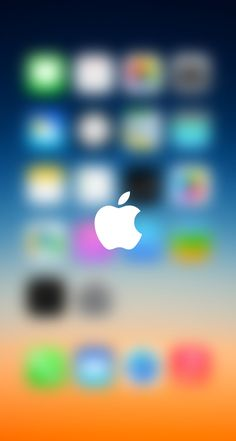 iPhone 5 Blurry Wallpaper. Free iPhone SE Wallpapers