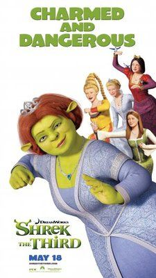 Shrek The Third Poster Id 651405 Shrek Family Movie Poster Movie Posters
