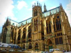 Metz #Cathedral; Metz, #France. (Roman #Catholic, Active)