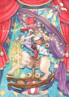 circus  -  Syuka Taupe