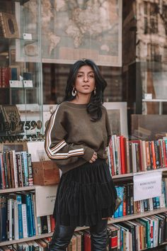 Fashion blogger Shloka Narang of The Silk Sneaker shares her secret trick to making every outfit look perfect with this spring outfit idea featuring Isabel Marant Etoile and Chanel