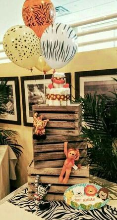 baby shower decorations 281404676703755871 - Trendy Baby Shower Boy Jungle Theme Dessert Tables Ideas Source by filizardal Jungle Theme Birthday, Safari Theme Party, Jungle Party, Lion King Baby Shower, Baby Boy Shower, Jungle Theme Baby Shower, Baby Shower Centerpieces, Baby Shower Decorations, Jungle Centerpieces