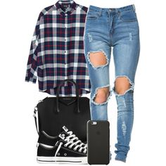 3:5:15 by codeineweeknds on Polyvore featuring Monki, Converse, Givenchy and Black Apple