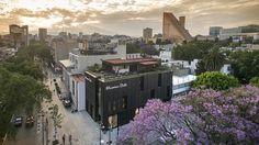 Massimo Dutti store by Sordo Madaleno Arquitectos in Mexico City, Mexico