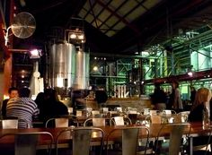 Little Creatures Brewery Perth - I am actually wearing their shirt right now!