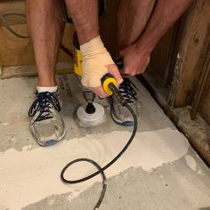 How to Install a Shower Base Small Shower Remodel, Small Bathroom With Shower, Small Showers, Diy Bathroom Remodel, Bathroom Ideas, Bath Remodel, Bathroom Renovations, Bathroom Inspiration, Shower Drain