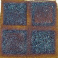 258. Rutile Blue (^6 oxidation) 80 Alberta Slip 20 Ferro Frit 3134 4 Rutile